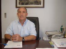 Pedro Ruiz Peralta (IU), alcalde de Puerto Serrano.