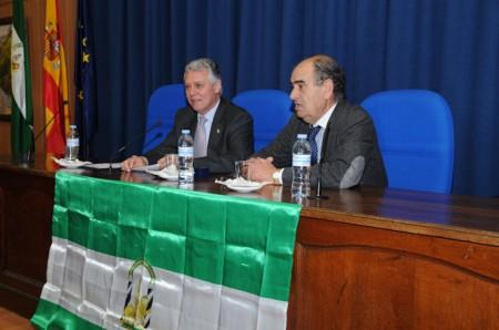 Francisco Menacho y Juan Coronel.