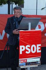 Francisco González Cabaña, en Espera.