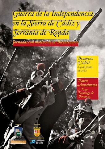 Cartel de las jornadas (Diseño: Pablo Andreu).