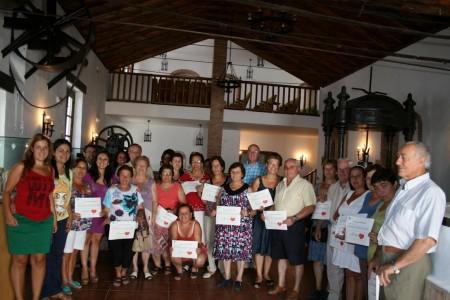 Participantes de El Gastor.