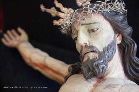 Cristo de la Veracruz de Zahara de la Sierra.