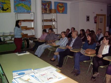 Presentación de los programas educativos.