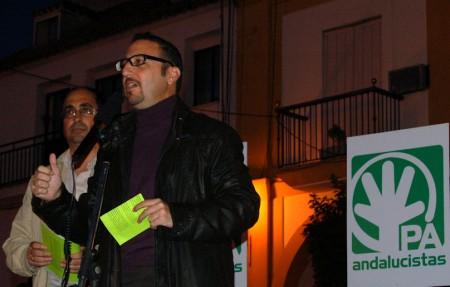 Héctor Lagier y Juan Luis Morales.