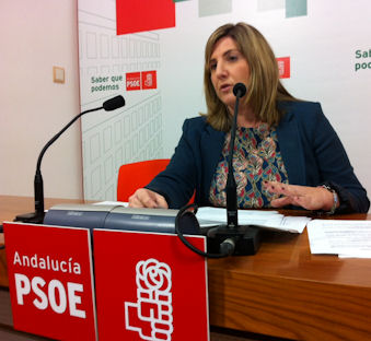 Irene García.