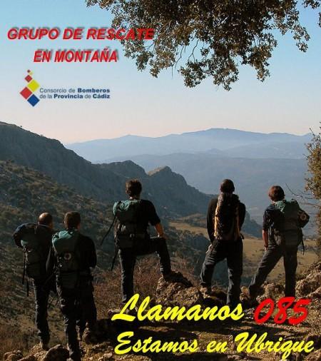 085 Grupo de Rescate en Montaña