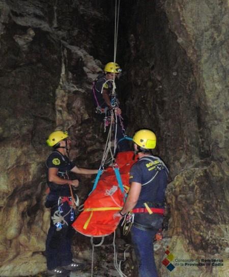 Grupo de Rescate en Montaña 085