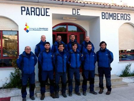 Personal del Grupo de Rescate en Montaña 085
