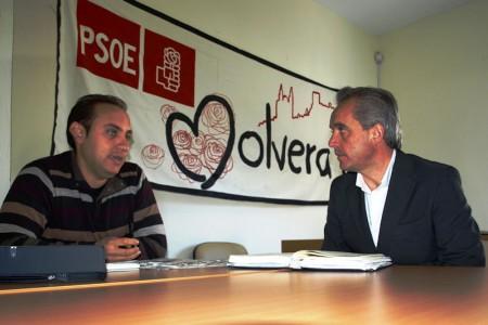 Ramón Núñez y Alfonso Moscoso.