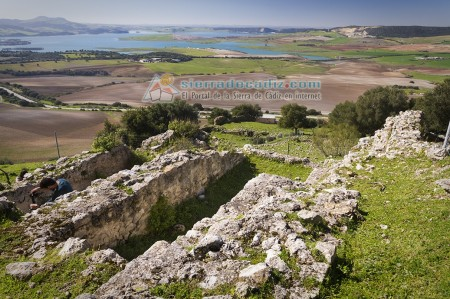Ciudad romana de Sierra de Aznar
