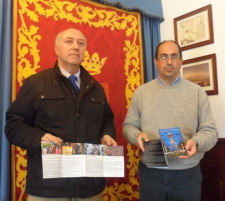 Jesús Chacón y Juan Luis Morales.