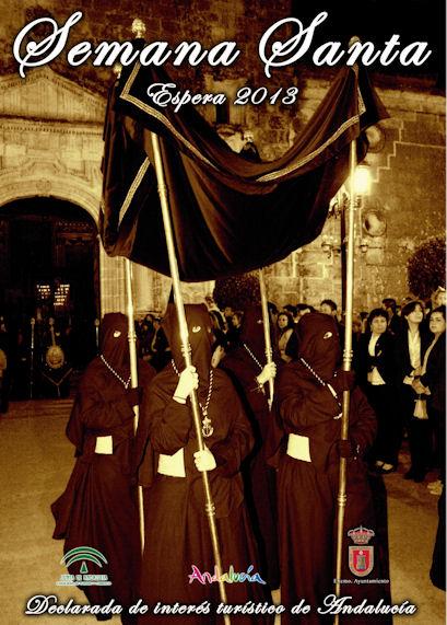Cartel de la Semana Santa de Espera de 2013.