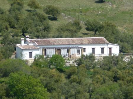Casa del extécnico municipal.