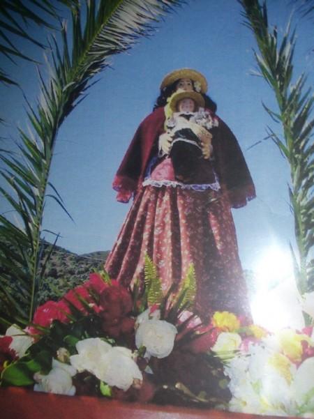 Romería de la Pastora, Zahara de la Sierra