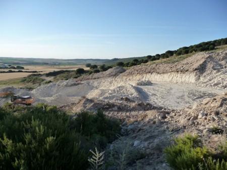 Los ecologistas de Arcos denuncian destrozos en barrancos.