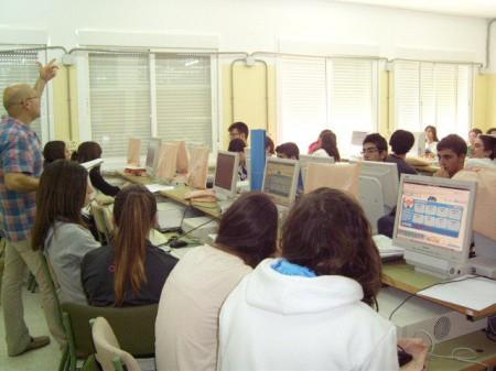 Participantes en la actividad.