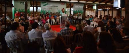 Intervención de la consejera de Presidencia en el acto público celebrado en Arcos.