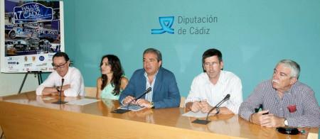 Participantes en la presentación (Foto: Carmen Romero).