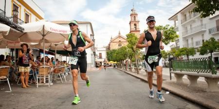 IX Triatlón Titán Sierra de Cádiz por Algodonales.