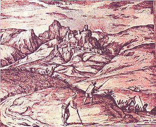 Zahara en Civitates Orbis Terrarum.