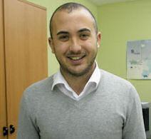 Sergio Carrera, secretario local del PA en Arcos