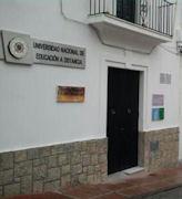 Sede del Aula de la UNED de Olvera.