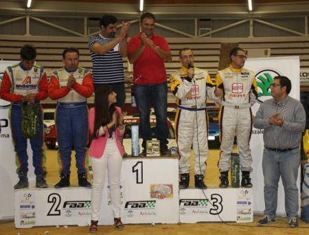 Entrega de premios, celebrada en El Bosque.