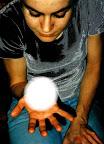 Esfera blanca.