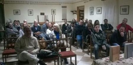 Público asistente al acto.
