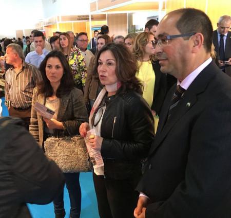Inauguración de Exposierra.