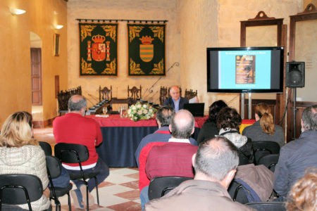 Conferencia de Fernando Sígler.