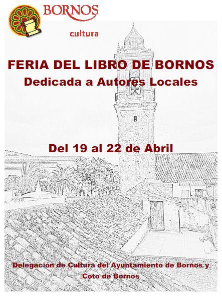 Cartel de la Feria del Libro.