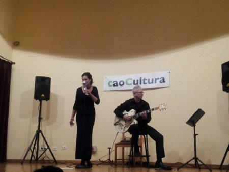 Teresa Discoli y Juan Carlos Blanco.