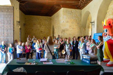 Participantes en el evento.