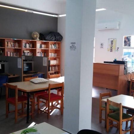 Biblioteca Municipal de Coto de Bornos.