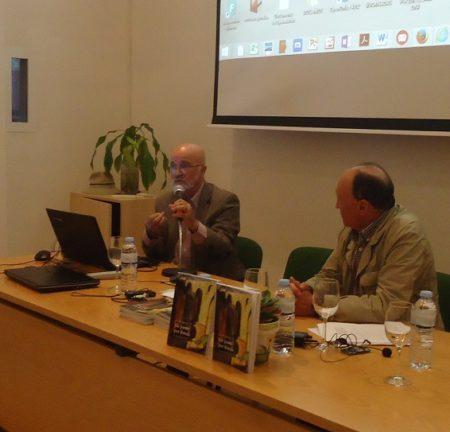 Intervención de Honorio Velasco, catedrático de Antropología Social y Cultural de la UNED.