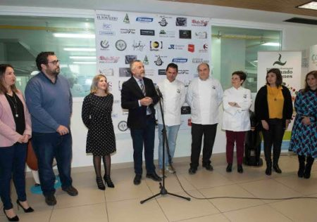 Presentación del concurso en la Institución Provincial. Fernando Quiñones de Cádiz (Foto: Carmen Romero).