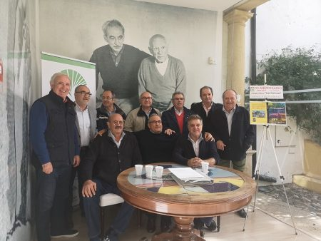 El 10 de noviembre, conmemoración del 50 aniversario del colegio Las Delicias de Ronda, donde estudiaron numerosos ubriqueños