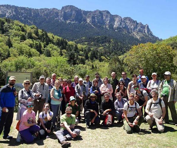 Reconocimiento europeo a un proyecto de Ecologistas en Acción desarrollado en el Parque Natural Sierra de Grazalema