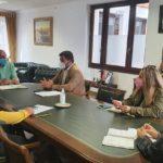 El delegado territorial de la Junta informa en Setenil de las ayudas por las inundaciones