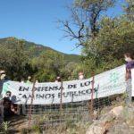 Breña del Agua intenta impedir el paso por el camino público Benamahoma-Zahara, según Ecologistas en Acción