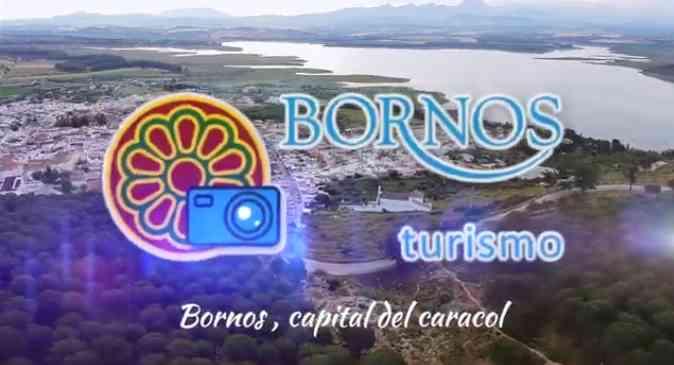 Captura del vídeo promocional de Bornos en Fitur.