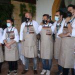 Ocho cocineros pasan a la final del concurso Chef Sierra de Cádiz