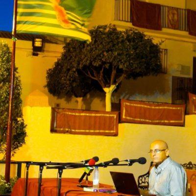 Manuel Garrucho presentó su libro sobre la Segunda República, la sublevación militar y la represión franquista en Espera