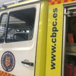 Los bomberos de la provincia de Cádiz ofrecen su colaboración para sofocar el incendio de Sierra Bermeja