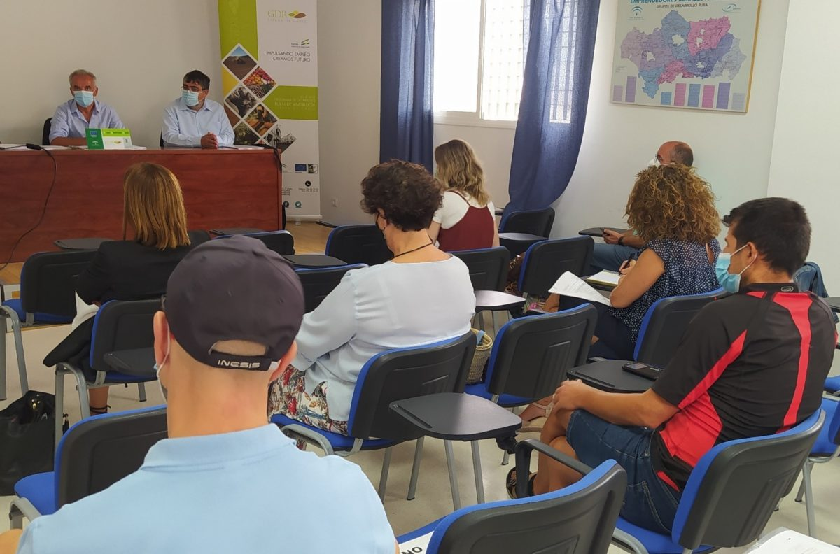 Por un tejido asociativo no empresarial en la Sierra de Cádiz