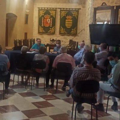 Objetivo: recuperar el Monasterio de Bornos y dinamizar su entorno